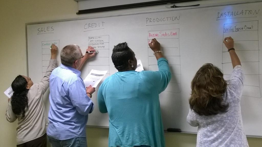Lean Six Sigma Green Belt Workshop