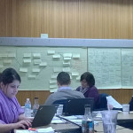 Lean Six Sigma Green Belt workshop participants