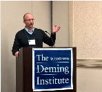 Francisco Pulgar-Vidal speaks at the 2015 Deming Research Seminar